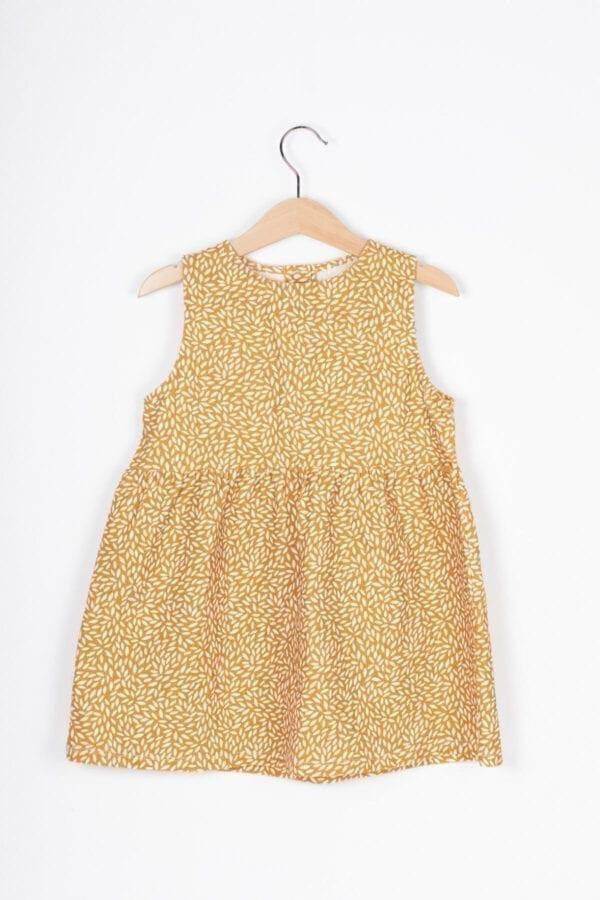 Produktfoto: Kleid aus Bio-Jersey für Kinder