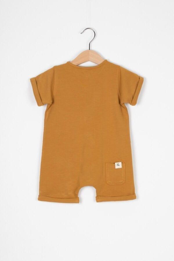 Produktfoto: Einteiler für Babys, Rückseite