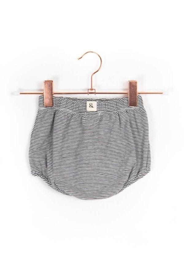 Produktfoto: Babyhöschen mit elastischem Bund, Rückseite
