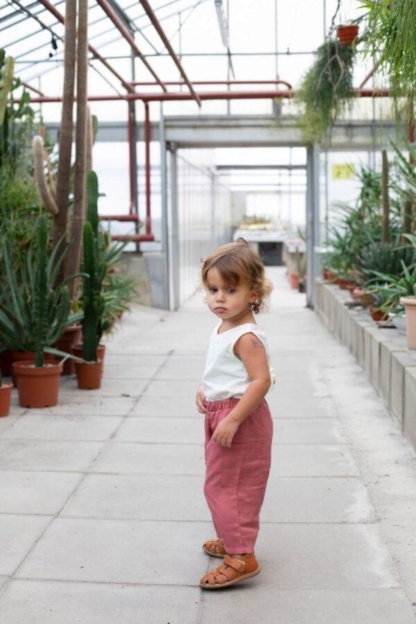 Tragebild: Culotte für Kinder