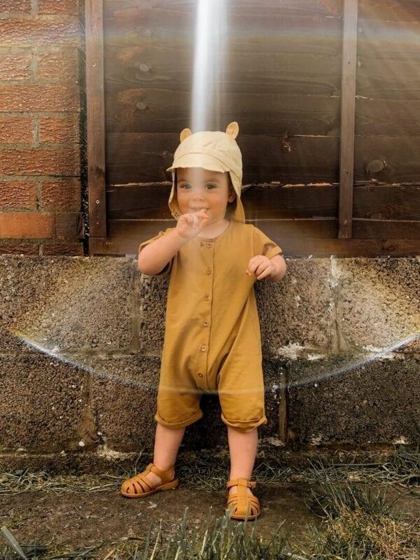Tragebild: Einteiler für Babys