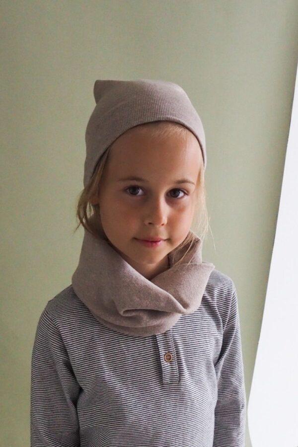 Set Mütze und Schal